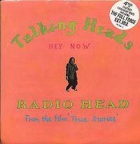 Cover Talking Heads - Hey Now