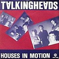 Cover Talking Heads - Houses In Motion