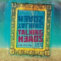 Cover Talking Heads - Live Chicago 1978