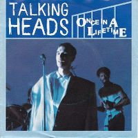 Cover Talking Heads - Once In A Lifetime (Live)