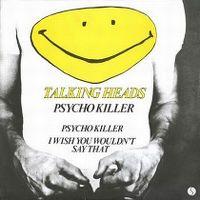 Cover Talking Heads - Psycho Killer