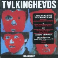 Cover Talking Heads - Remain In Light