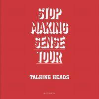 Cover Talking Heads - Stop Making Sense Tour