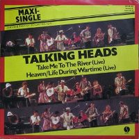 Cover Talking Heads - Talking Heads Live