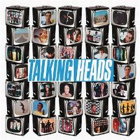Cover Talking Heads - The Collection