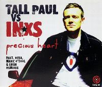 Cover Tall Paul vs. INXS - Precious Heart