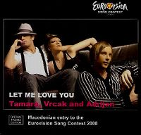 Cover Tamara, Vrcak & Adrijan - Let Me Love You