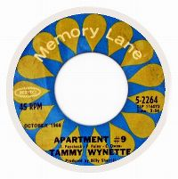 Cover Tammy Wynette - Apartment Number 9