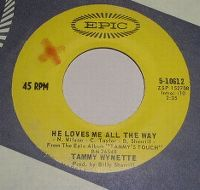 Cover Tammy Wynette - He Loves Me All The Way
