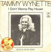 Cover Tammy Wynette - I Don't Wanna Play House
