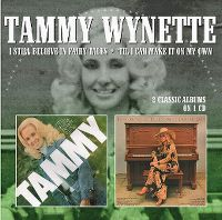 Cover Tammy Wynette - I Still Believe In Fairytales / 'Til I Can Make It On My Own