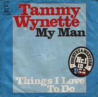 Cover Tammy Wynette - My Man