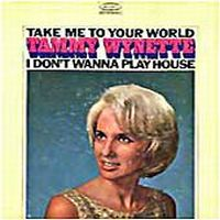 Cover Tammy Wynette - Take Me To Your World