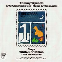 Cover Tammy Wynette - White Christmas