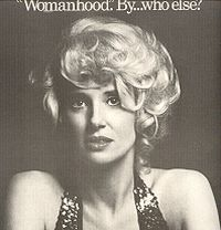 Cover Tammy Wynette - Womanhood