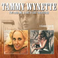 Cover Tammy Wynette - You And Me / Let's Get Together