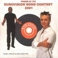 Cover Tanel Padar & Dave Benton - Everybody