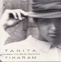 Cover Tanita Tikaram - You Make The Whole World Cry