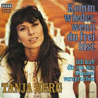 Cover Tanja Berg - Komm wieder, wenn du frei bist