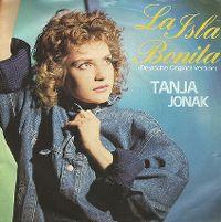 Cover Tanja Jonak - La isla bonita