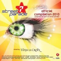 Cover Tanja La Croix - Street Parade 2010 - Official Compilation