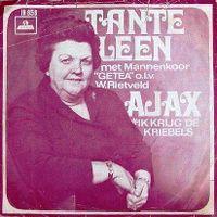 Cover Tante Leen - Ajax