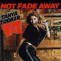 Cover Tanya Tucker - Not Fade Away