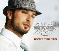 Cover Tarkan - Start The Fire
