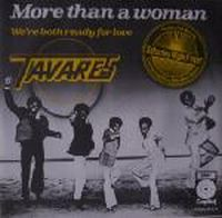 Cover Tavares - More Than A Woman