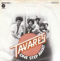 Cover Tavares - One Step Away