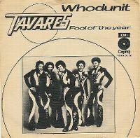 Cover Tavares - Whodunit