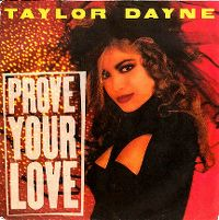 Cover Taylor Dayne - Prove Your Love