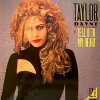 Cover Taylor Dayne - Tell It To My Heart