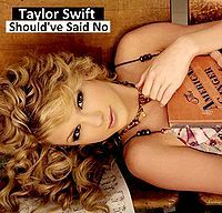 Cover Taylor Swift - Should've Said No