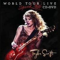 Cover Taylor Swift - Speak Now World Tour Live