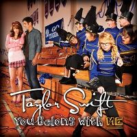 Cover Taylor Swift - You Belong With Me