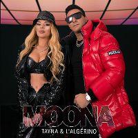 Cover Tayna & L'Algérino - Moona