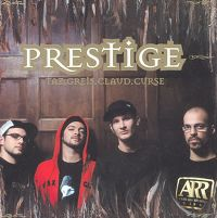 Cover Taz / Greis / Claud / Curse - Prestige