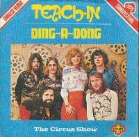 Cover Teach In - Ding-A-Dong