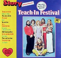 Cover Teach In - Festival