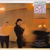 Cover Tears For Fears - Everybody Wants To Rule The World