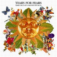 Cover Tears For Fears - Tears Roll Down (Greatest Hits 82-92)