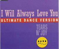 Cover Tears 'n Joy - I Will Always Love You