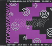 Cover Technotronic - Get Up! (Before The Night Is Over)