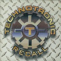 Cover Technotronic - Recall