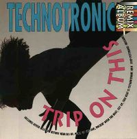 Cover Technotronic - Trip On This (Remix Album)
