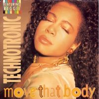 Cover Technotronic feat. Reggie - Move That Body