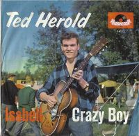 Cover Ted Herold - Isabell