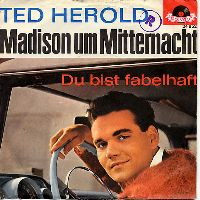 Cover Ted Herold - Madison um Mitternacht
