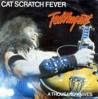 Cover Ted Nugent - Cat Scratch Fever